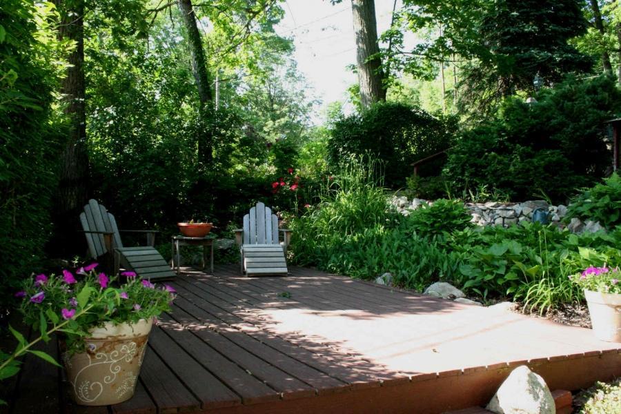Meditation Garden Photos