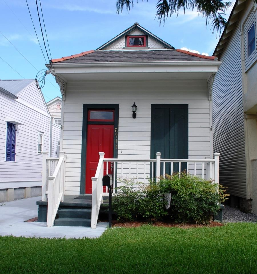 Shotgun house photos for Modular shotgun house