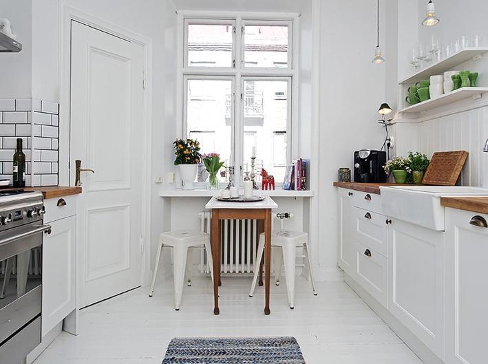 Galley Kitchen Designs U2013 The Small Kitchen Design Source