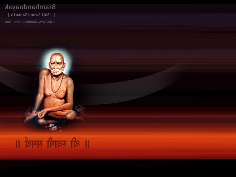 shree swami samarth full hd image