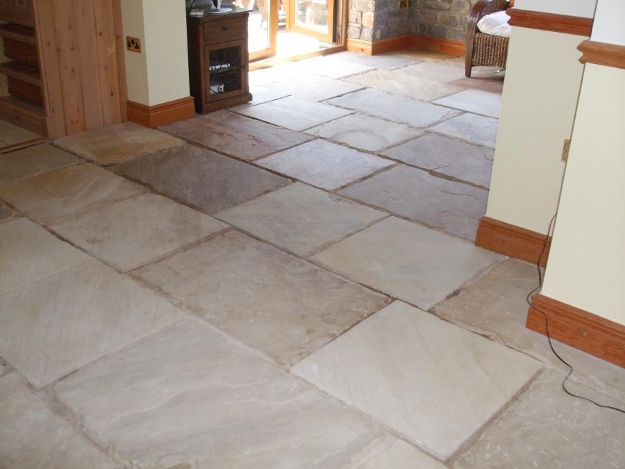 Quarry Stone Interior Floor Photos