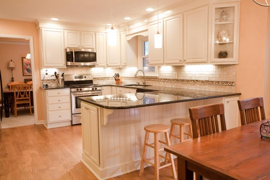 Photos Of Open Concept Kitchens