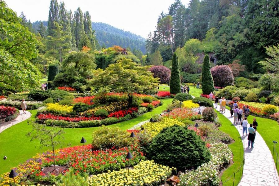 World Famous Garden Photos