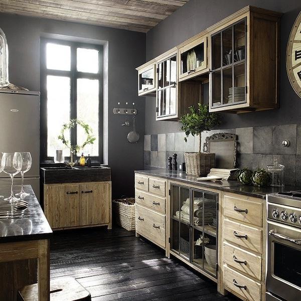 Vintage kitchen designs photos for 101 vintage kitchen decorating ideas