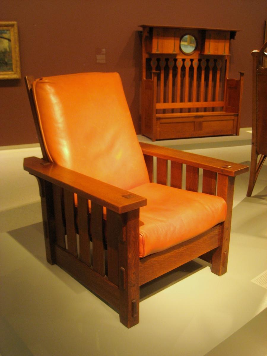 Gustav Stickley Furniture Photos