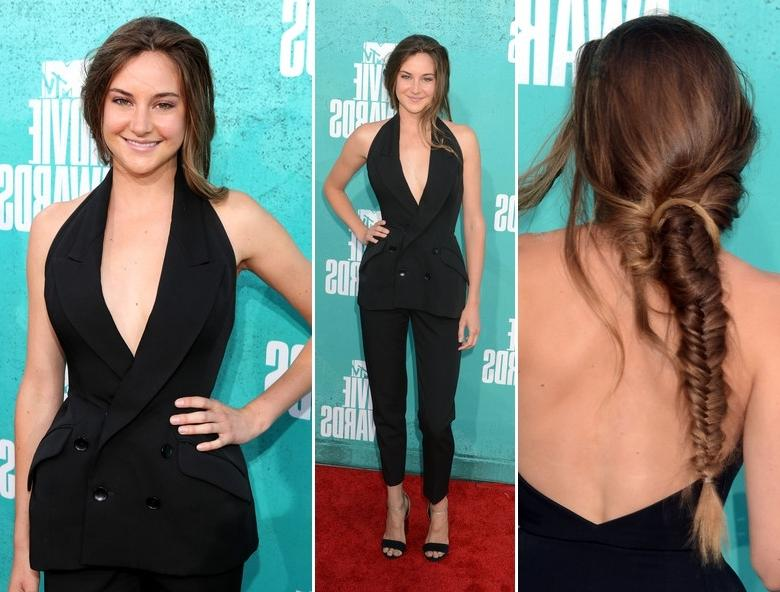 Celebrities On The Red Carpet MTV Movie Awards 2012 (3)