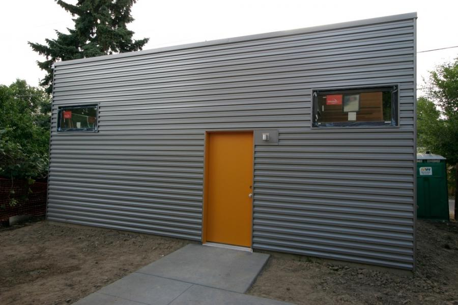 Metal Siding Photos