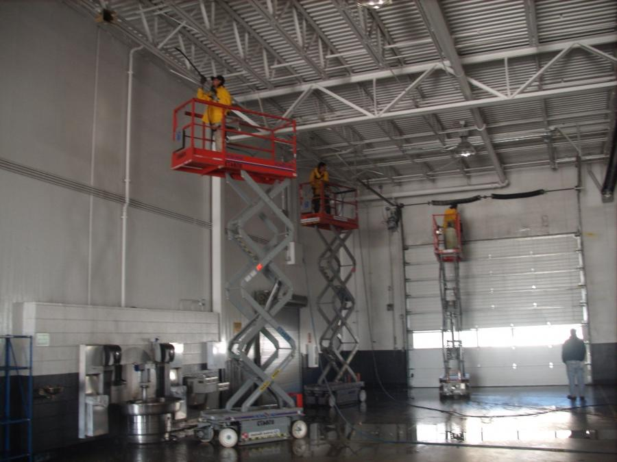 warehouse interiors photos