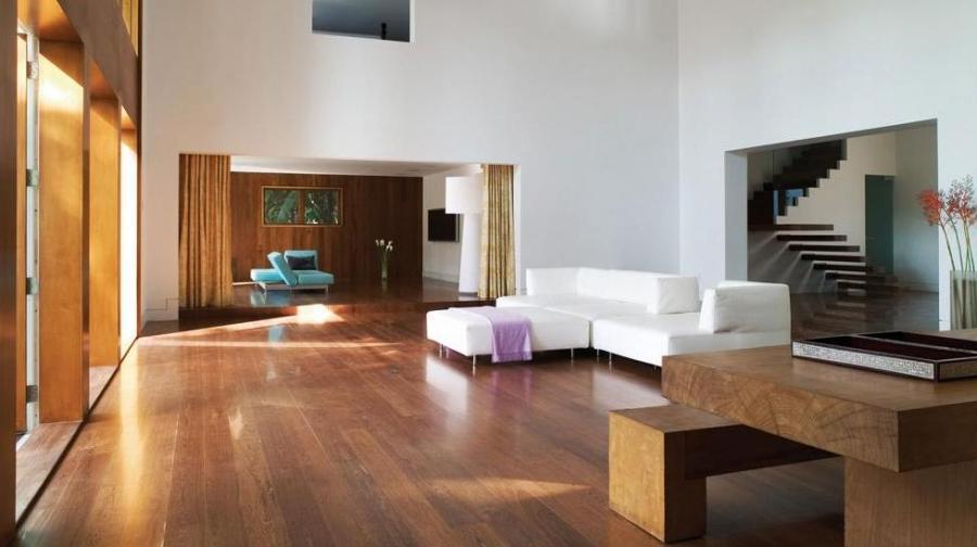 Интерьер больших комнат фото