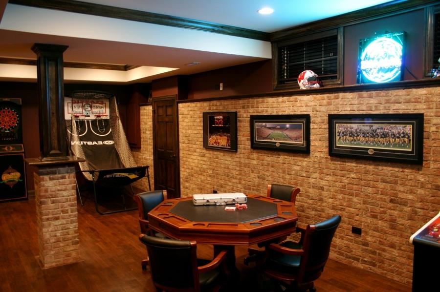 Game room ideas photos for Room design games realistic