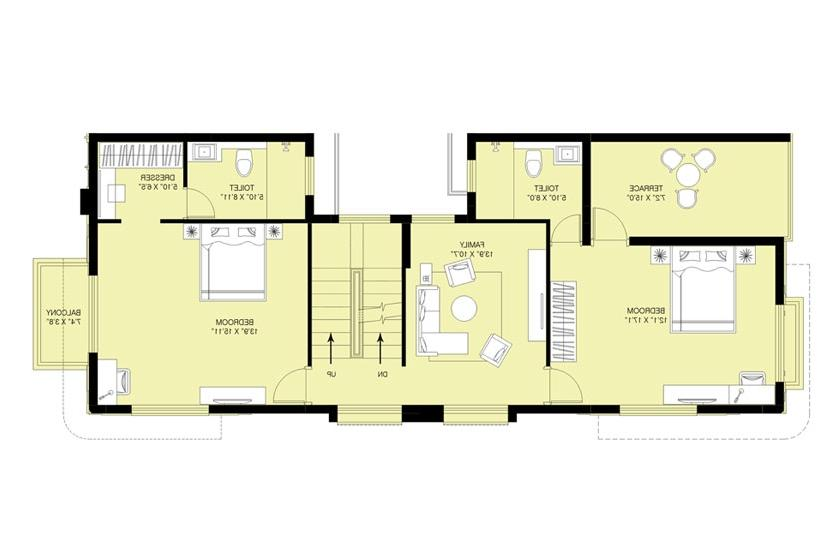 Row House Plans With Photos