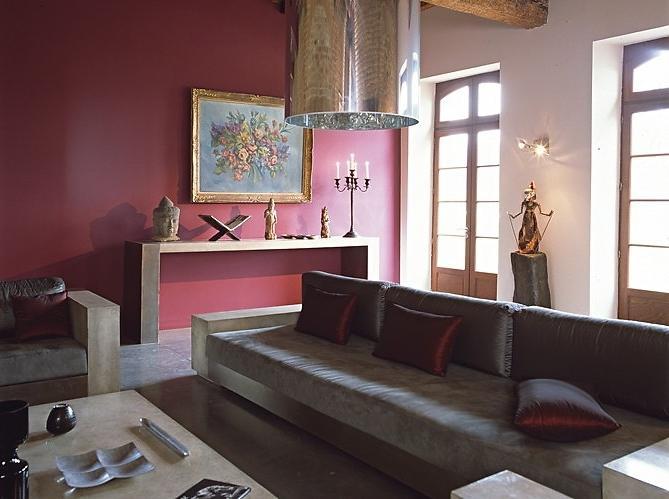 Photos decoration interieur maison ancienne