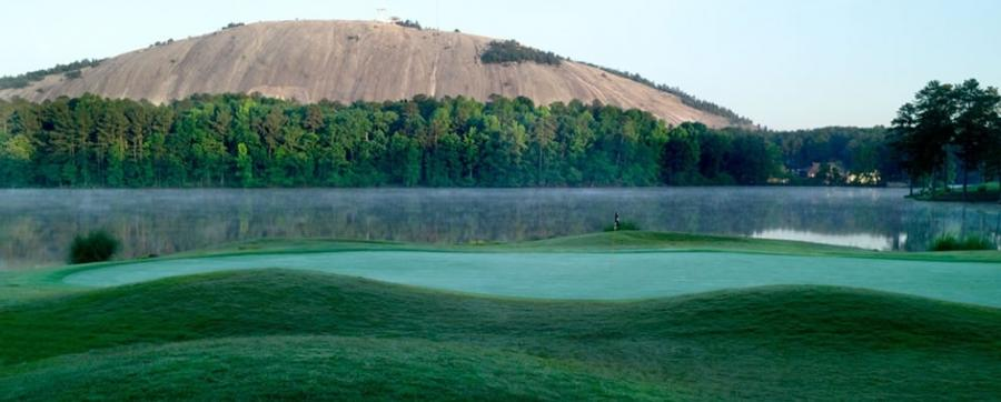 ... Stone Mountain Park 18 Hole Golf Courses