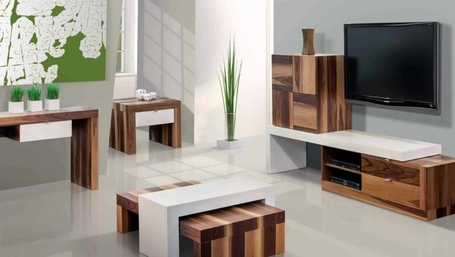 Urbania Wall Unit Furniture Design by Viebois, Canada