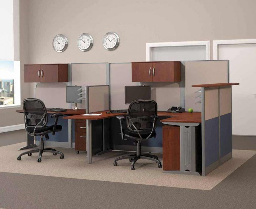 modular office furniture photos