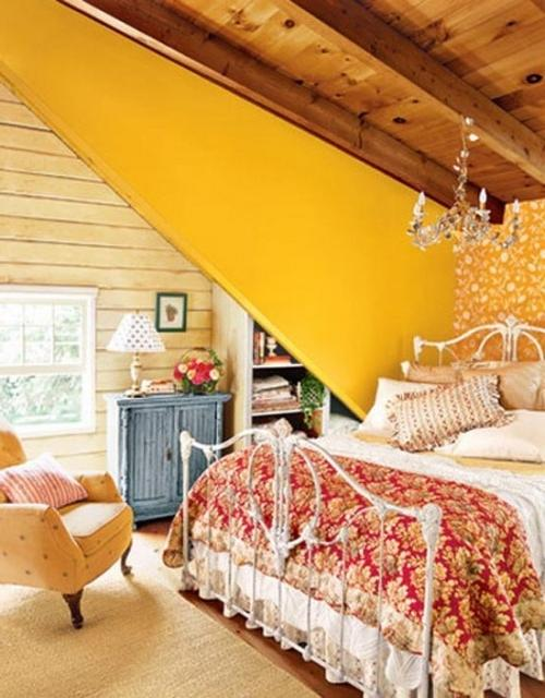 ... Attic Bedroom Design Ideas