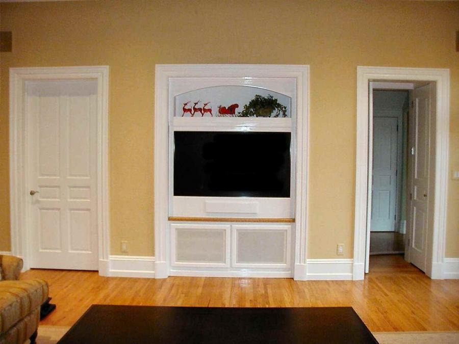 Built In Tv Cabinet Photos