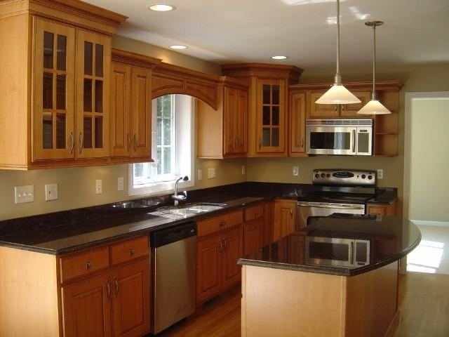 simple kitchen wooden design ideas simple kitchen design ideas