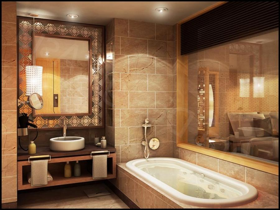 ... Great Bathroom Decoration For Great ambiances ...