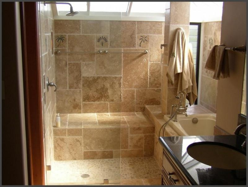 Neat And Nice Scheme For Elegance Bathroom Remodeling Ideas For...