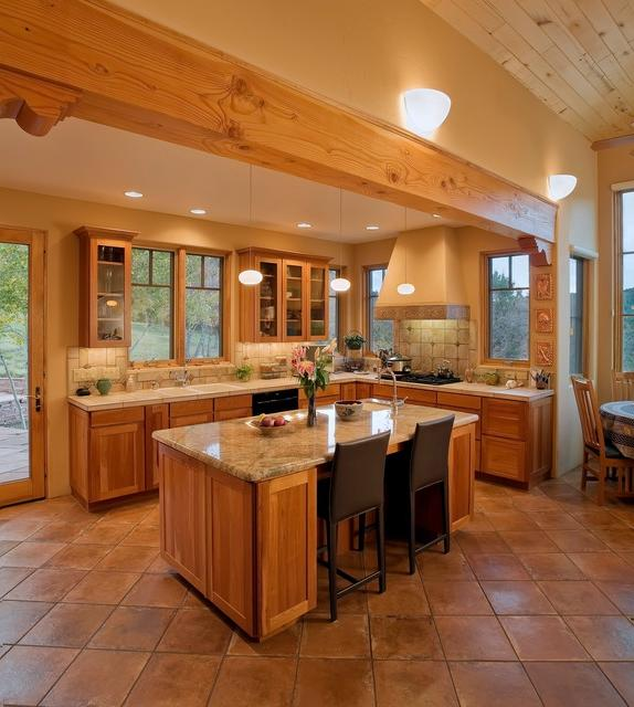Southwestern Kitchens Photos