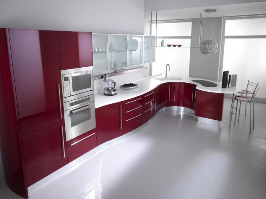 Exquisite Scheme For Retro Kitchen Design listed in: kitchen Room...
