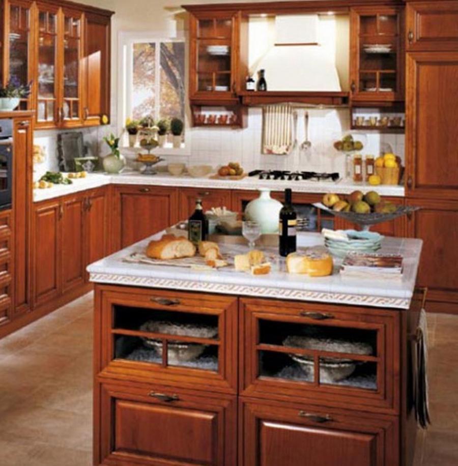 Kitchen design idea photo for Fantastic kitchen designs