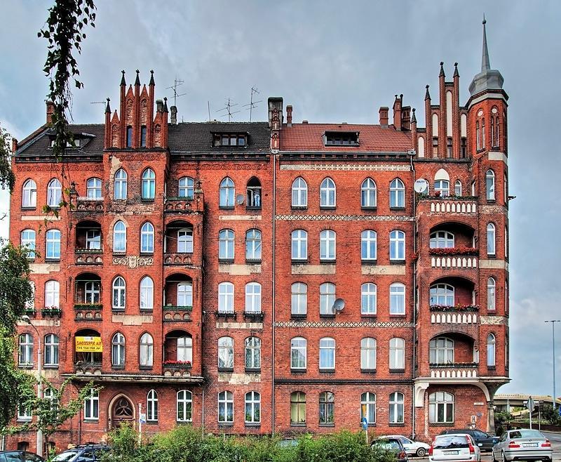 Photo Of Tenement House