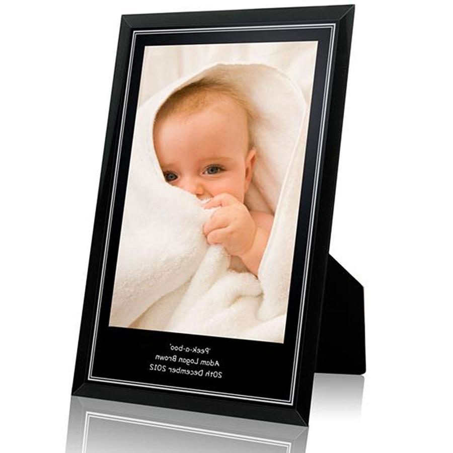 glass photo frames engraved