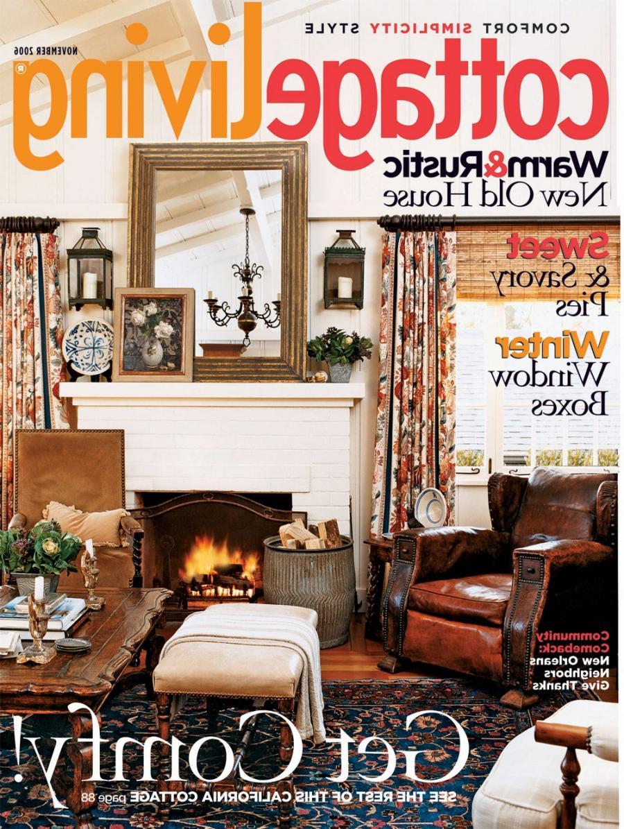 Cottage living magazine photos for Cottage home magazine