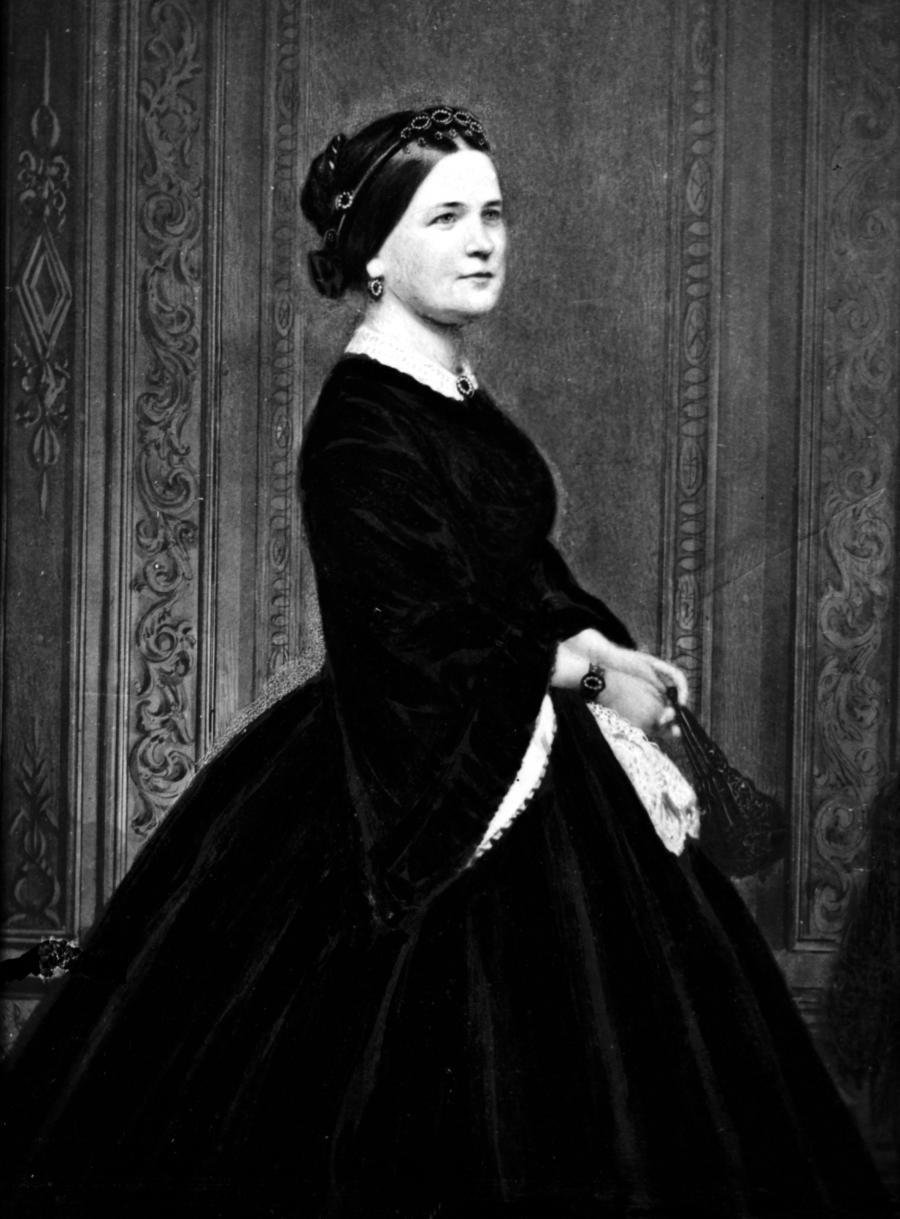 White House Photos 1860s