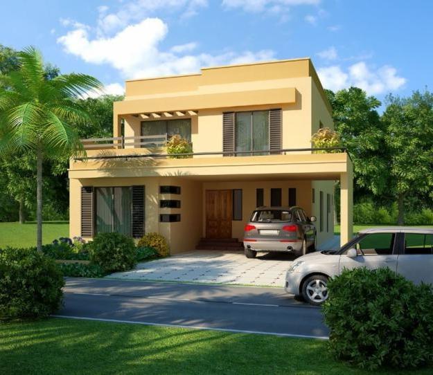 Pakistani house designs photos for Pakistani home designs pictures