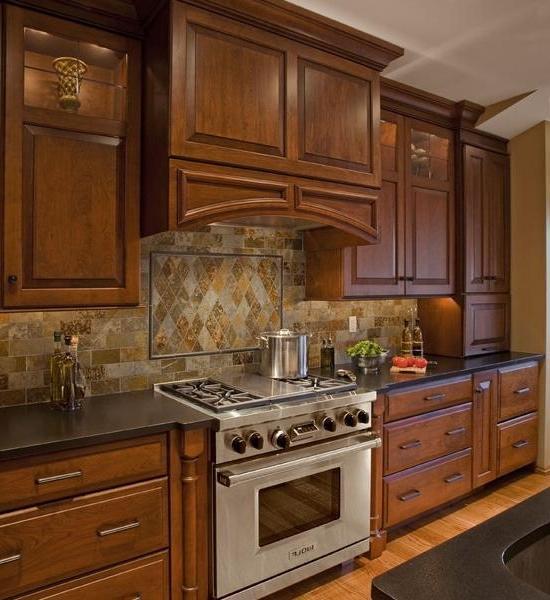 Modern Kitchen Backsplash Ideas: Kitchen Over The Stove Photo Backsplash