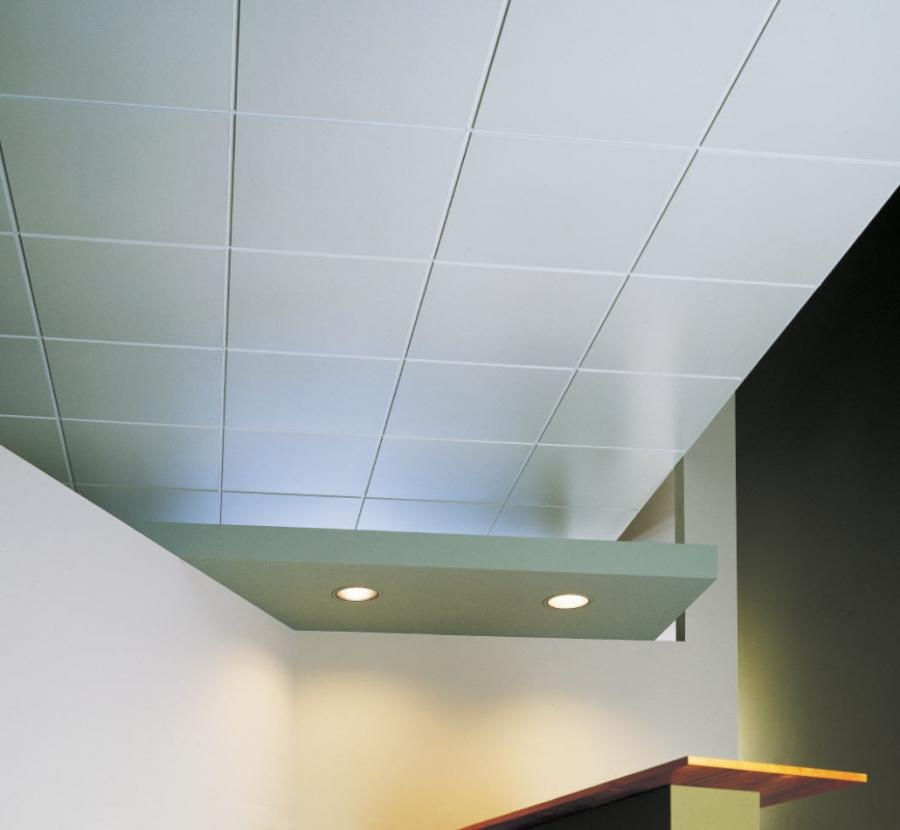 Commercial Tile Ceiling