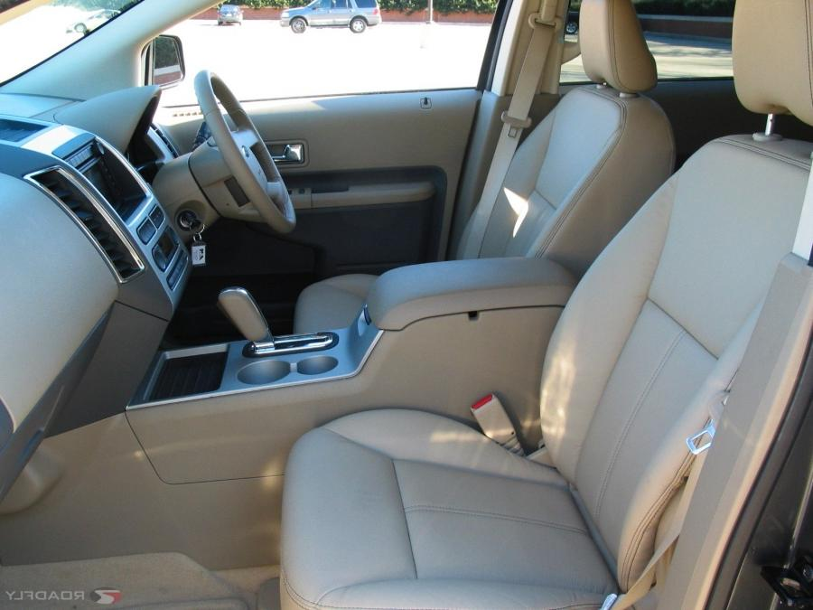 2007 ford edge interior photos. Black Bedroom Furniture Sets. Home Design Ideas