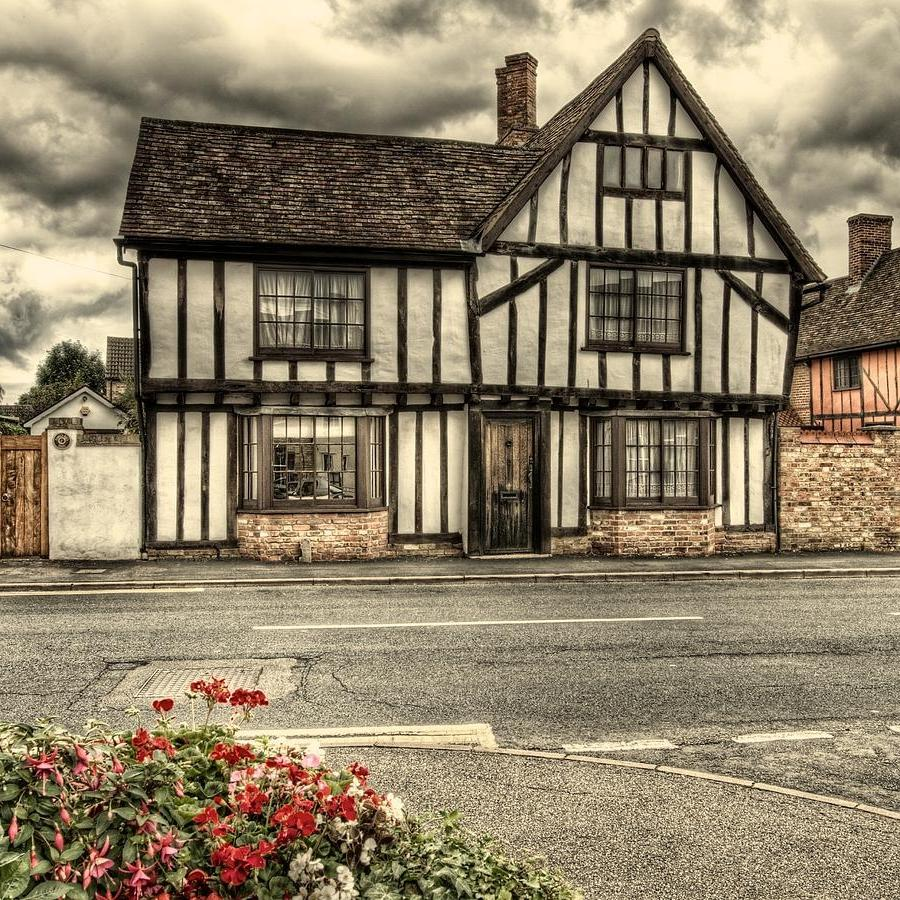 photos english tudor houses