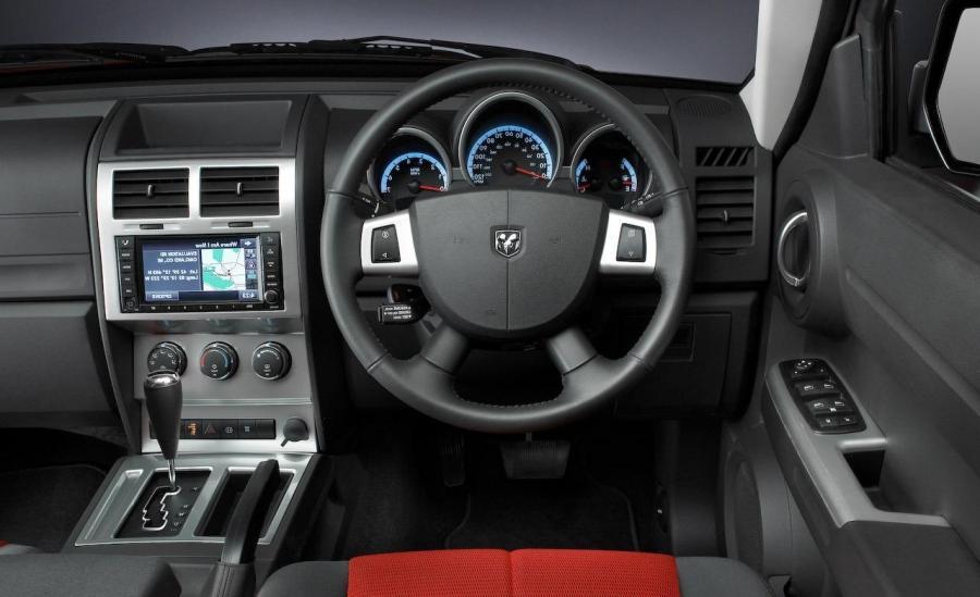 Interior Photos Of Dodge Nitro
