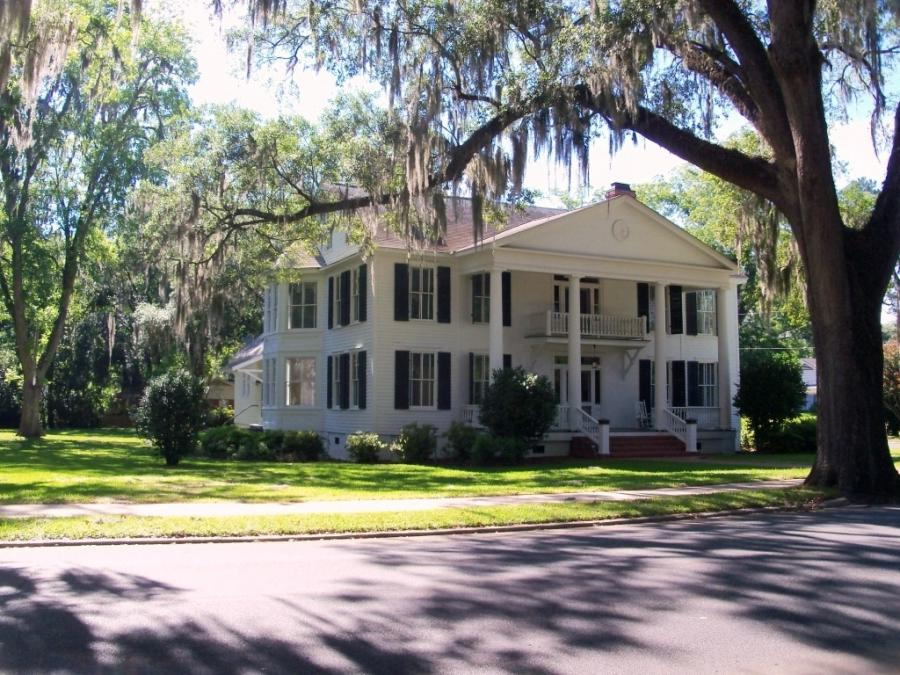 Southern plantation house plans with photos Southern plantation home plans