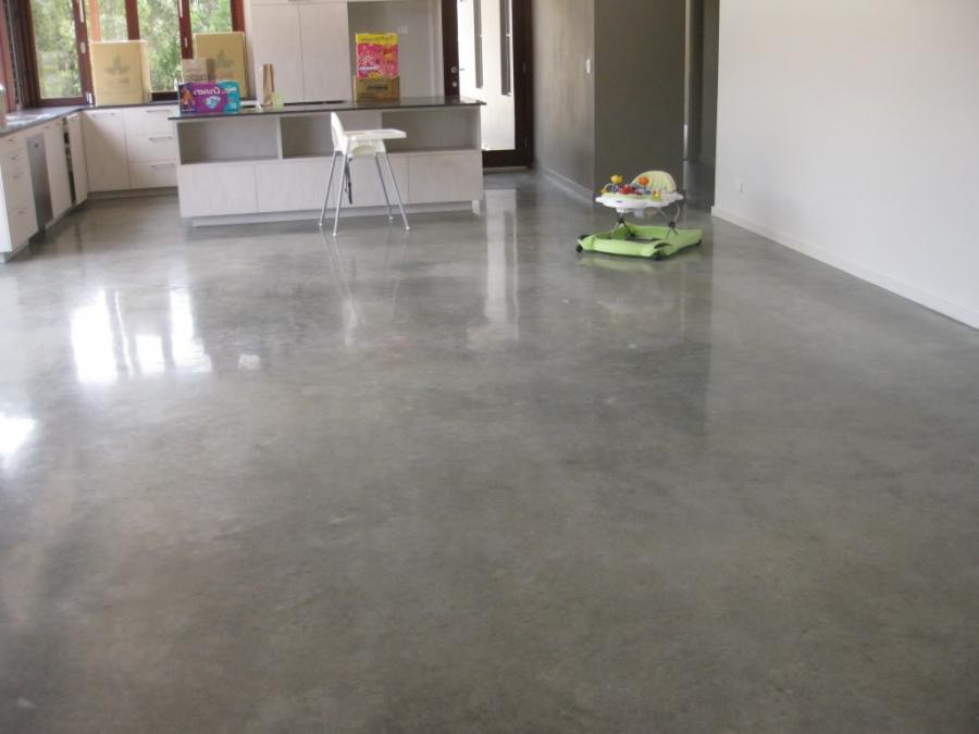 Photos polished concrete floors homes - Concrete floors in home ...