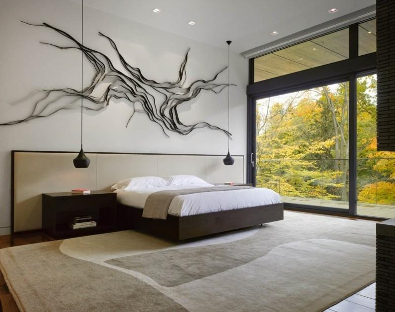 Arresting Plan For Impressive Mdern And Minimalist Bedroom Design...