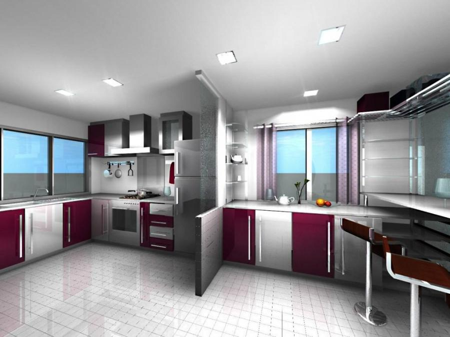 Upload Photo Kitchen Design