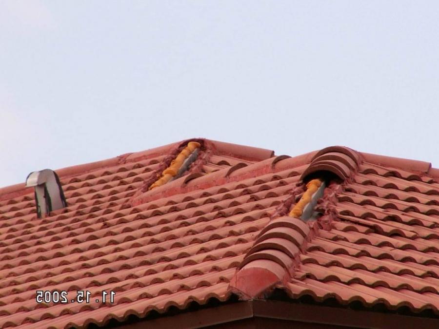 Tile Roof Photos