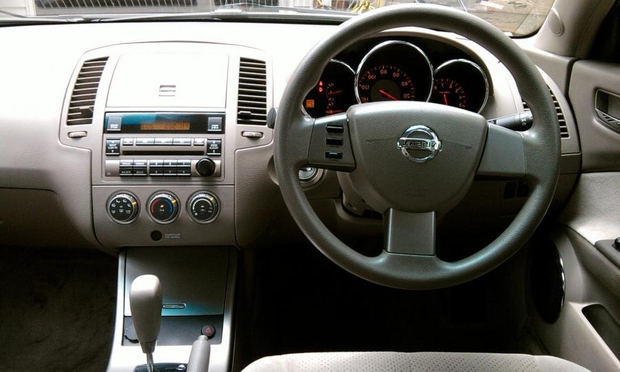 2006 Nissan Altima Interior ...