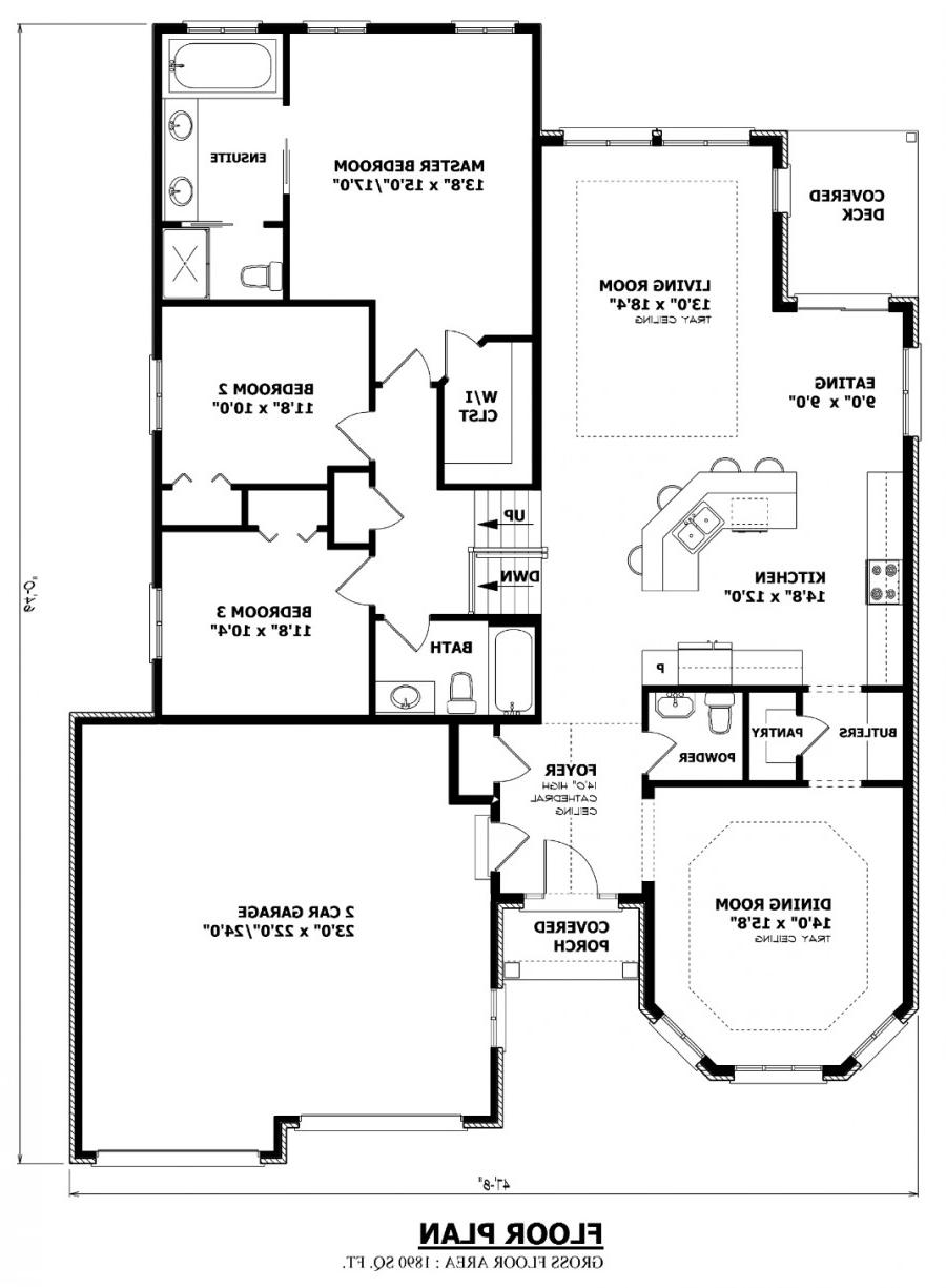 Luxury House Plans With Photos Canada