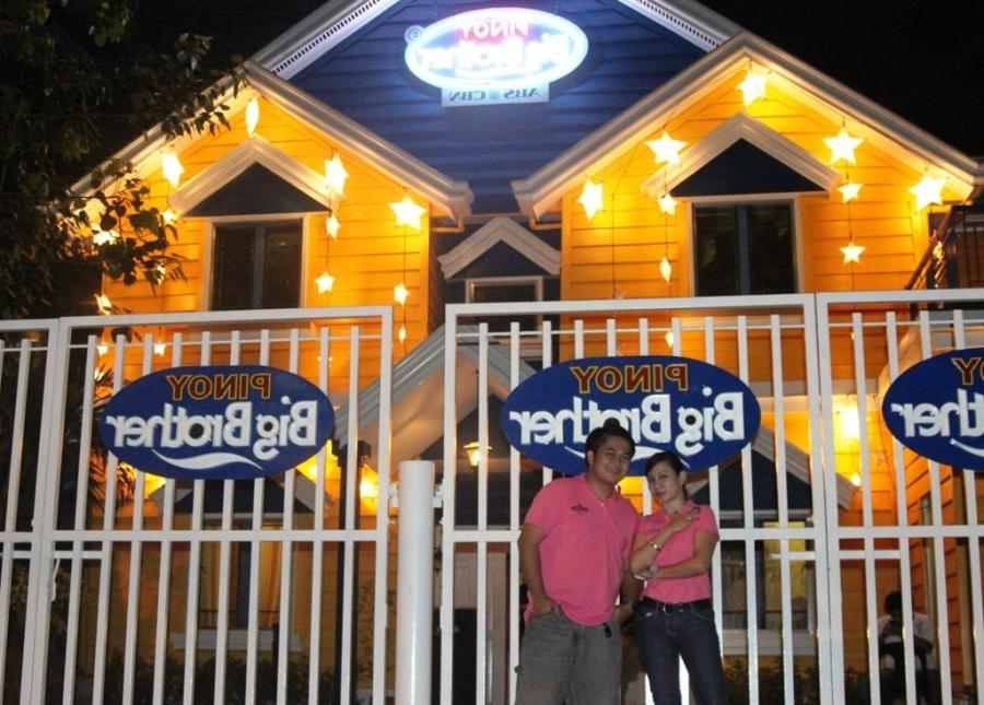 pinoy big brother house photos