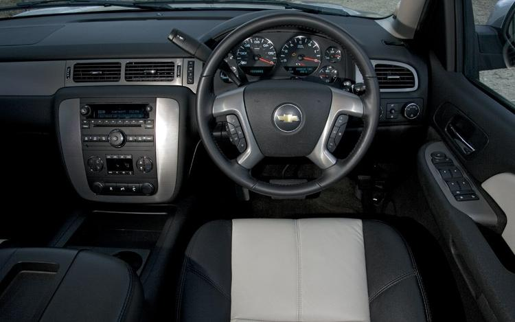 Abilene Chevrolet Volt >> 2006 chevy tahoe interior photos