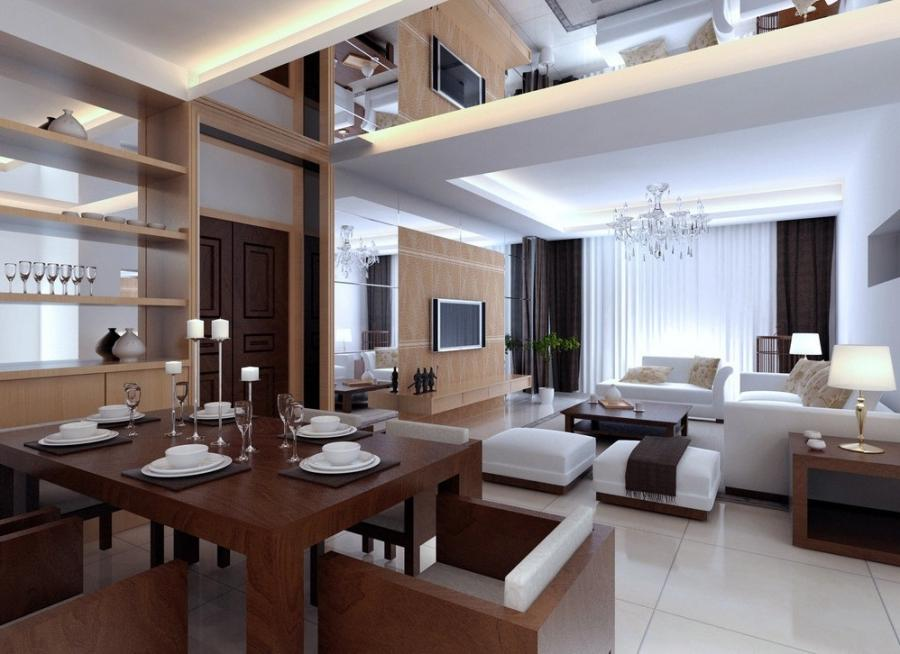 interior appealing duplex house interior design with elegant