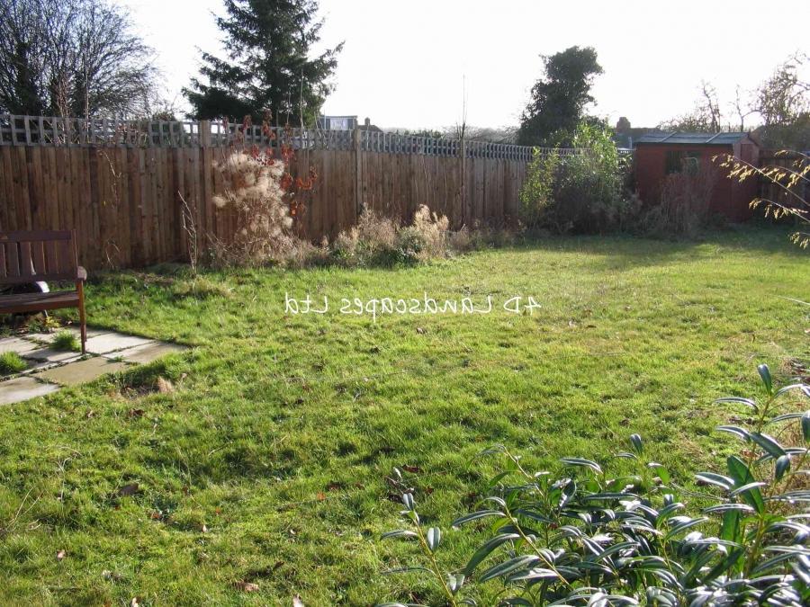 landscape garden design hertfordshire