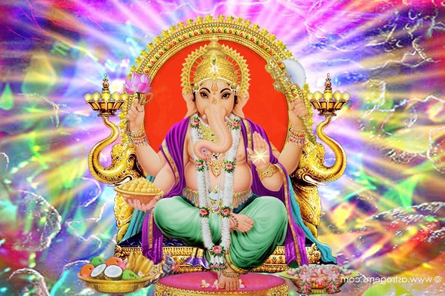 Shri Ganesh Photo Wallpaper