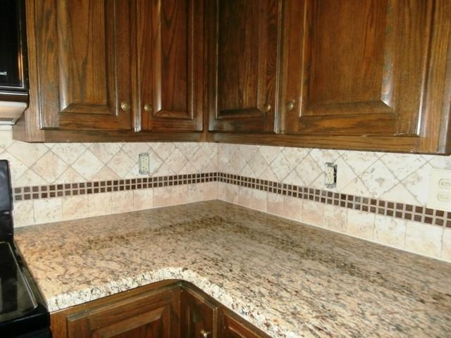 Photos Of Kitchens With Santa Cecilia Granite